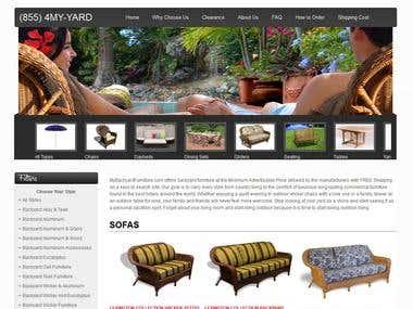 My Backyard Furniture