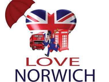 LOVE NORWICH