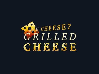 Wich cheese? Grilled cheese