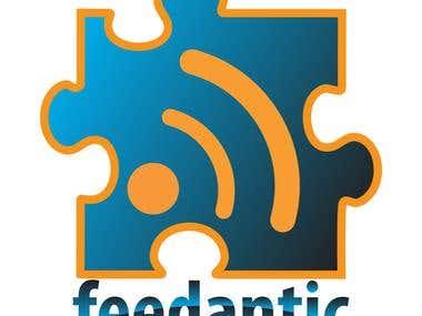 Logo Design for feedantic