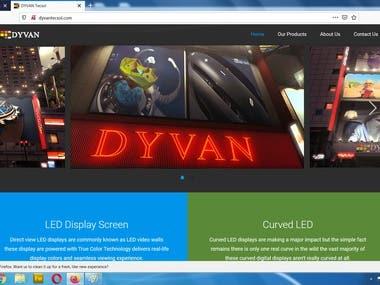 Dyvantecsol Pvt. Ltd. - LED Screens