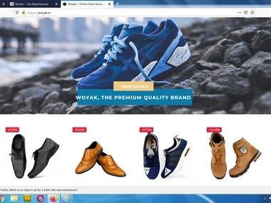 Woyak - Online Shoes Store