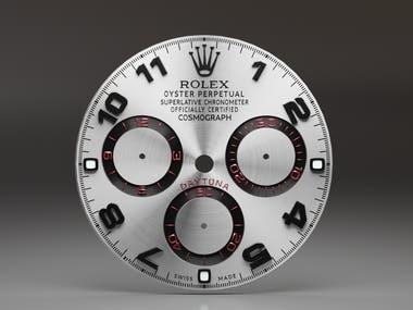 Rolex DAYTONA Modeling