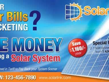 Solar Link (Banner)