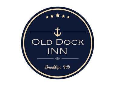 Old Dock Inn- Logo Design