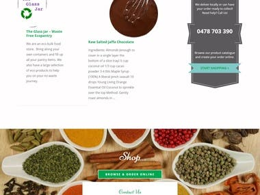 Joomla - Order online - Weigh & Save