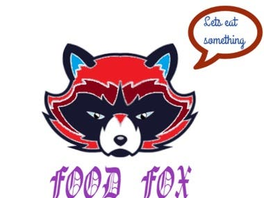 Logo for food item . This is my first sample of my logo