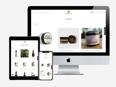 Shopify store Design & Customization