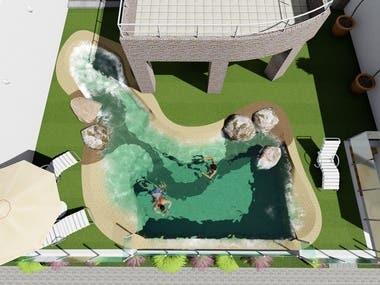 Organic Pool,