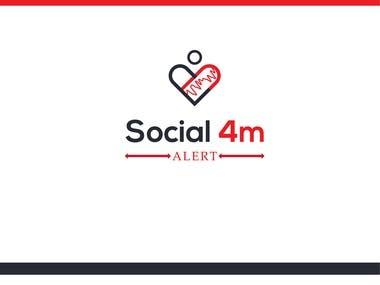 SOCIAL 4M LOGO