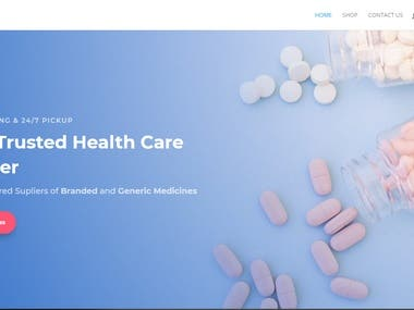 London MediCare - Medical Information Website