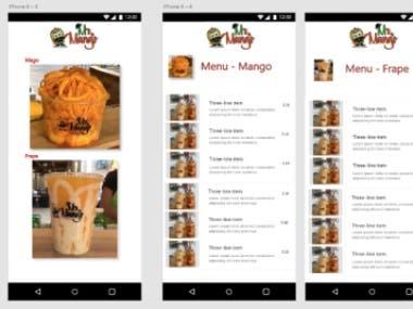 MrMangoMovile the restaurent app