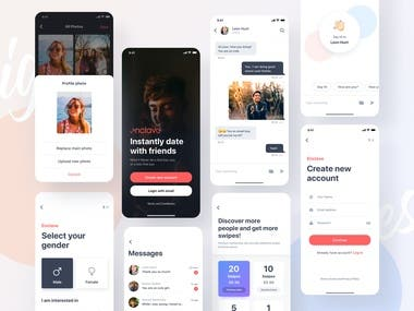 Dating App in React Native