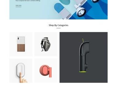 eCommerce Shop Ideas #1
