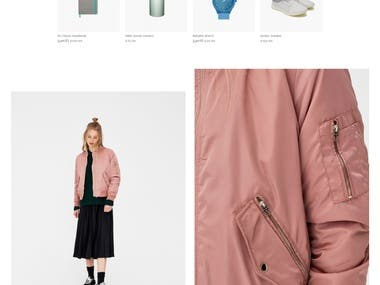 eCommerce Shop Ideas #4