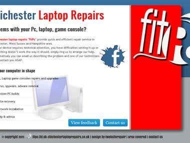 FitPc computer repairs