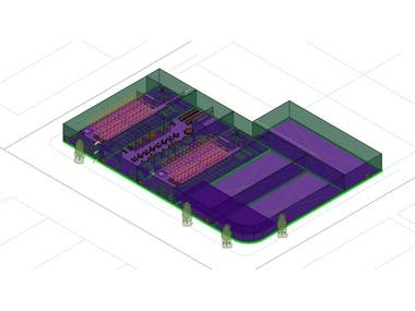 technical, architectural and 3d projects