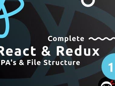 React + Redux