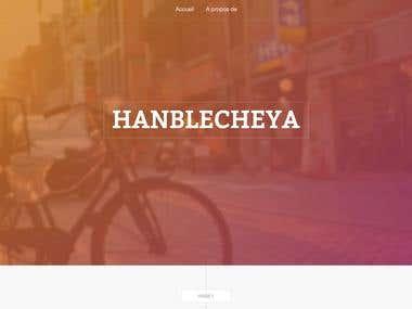 Hanblecheya