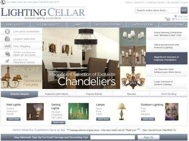 LightinCellar(Magento)