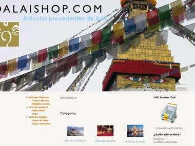 Oriental Online Shop
