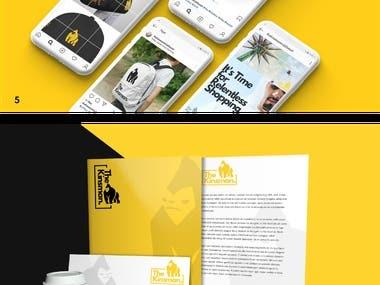 Branding Identity/ Brand Book