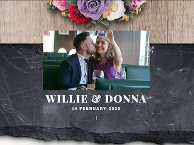 Wordpress Wedding