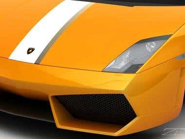Lamborghini LP550-2