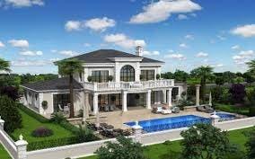 Villa-3D design