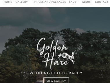 Lead Gen Campaigns for a Photographer