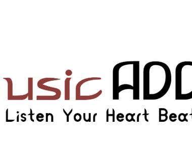 Music adda logo