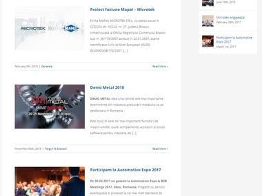 Blog Website