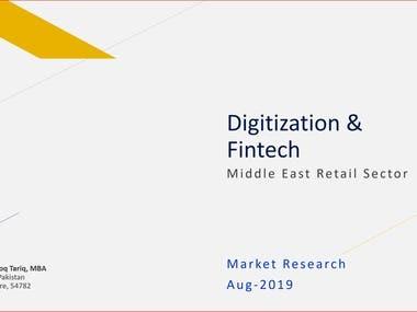 Digitization & Fintech