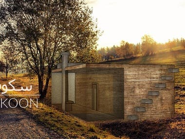 Urban Planned cabin Design
