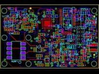 Radiation Detector Circuit