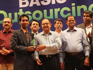BASIS Outsourcing Award 2013