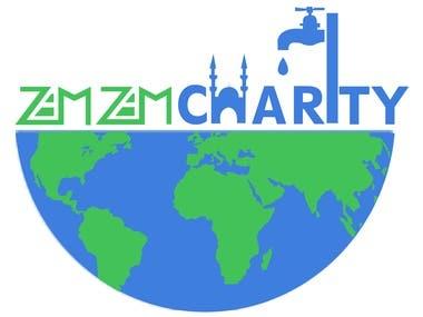 Logo for Zam Zam Charity