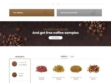 Shopify Website Design and Development