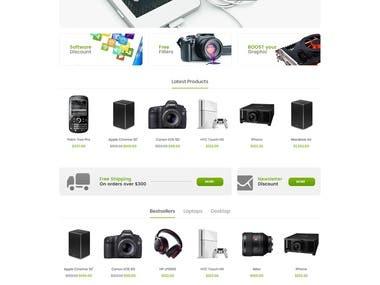 WooCommerce eCommerce Website Development using WordPress