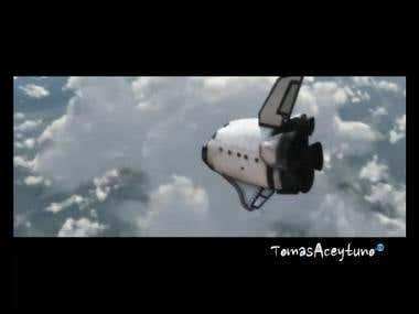 Toon shuttle.