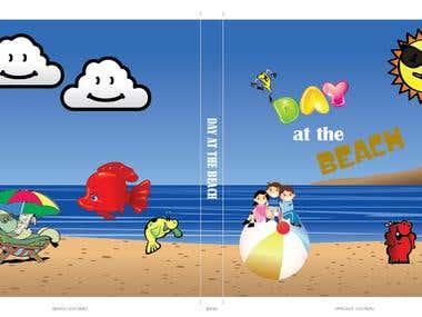 Airport,annual Report,Children Book cover