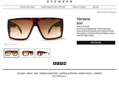 RARE Eyewear