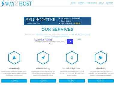 Free Web Hosting | www.way2host.fr.nf