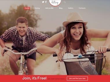 Dating WEB