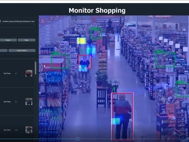 People Detection & Tracking & Recognition