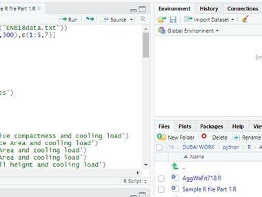 R programming Task
