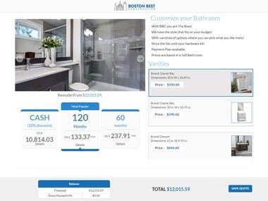 Online Presentation- http://bostonbestconstruction.com/sale/