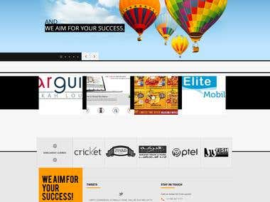 Wordpress Project 1