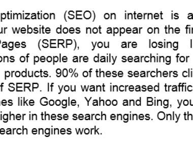 Excerpt, Article, SEO