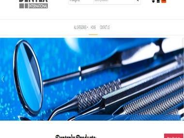 Dentex International